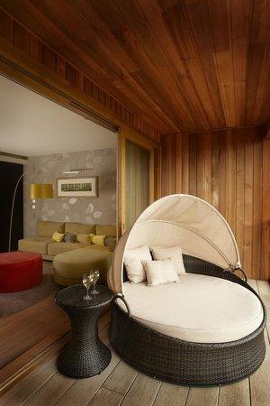 Center Parcs Elveden Forest: Spa suite