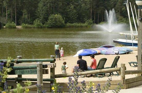 Center Parcs Elveden Forest: Beach