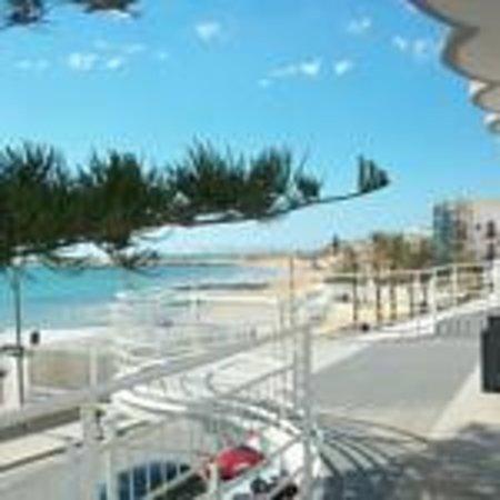 Hotel Miramare: vista