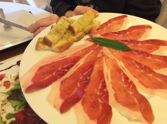 Il mitico prosciutto foto de ristorante del lago bagno - Ristorante del lago bagno di romagna ...