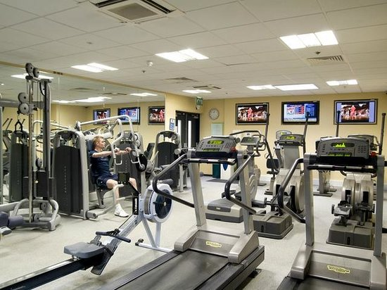 Gym Picture Of Center Parcs Sherwood Forest Rufford