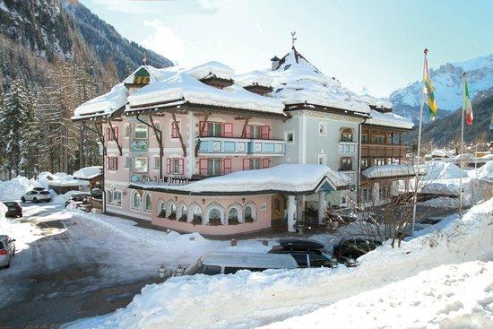 Park Hotel & Club Diamant: Hotel Diamant Campitello di Fassa Dolomiti Trentino
