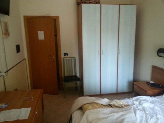 Hotel La Perla Preziosa: La stanza