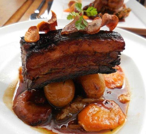 Bistrotters: Poitrine de cochon (pork belly)