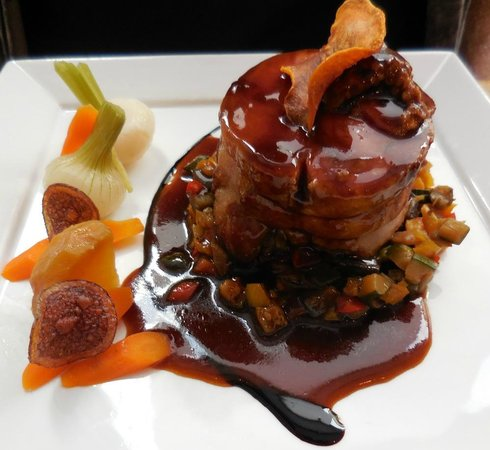 Bistrotters: Selle d'agneau (roasted lamb)