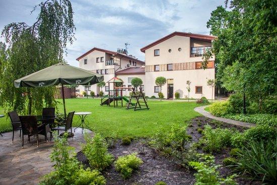 Farmona Hotel Business & Spa : Park