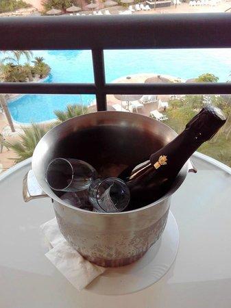 Hotel Bonalba: Obsequio del hotel
