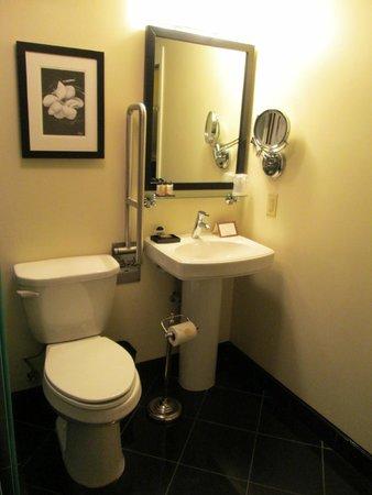 Hotel Le Marais: salle de bains