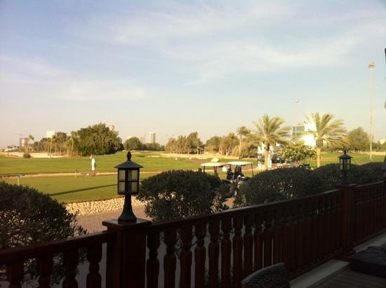 Doha Golf Club: golf course