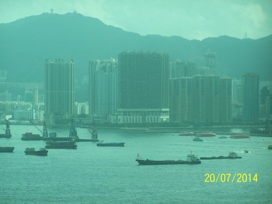 BEST WESTERN PLUS Hotel Hong Kong: View from room