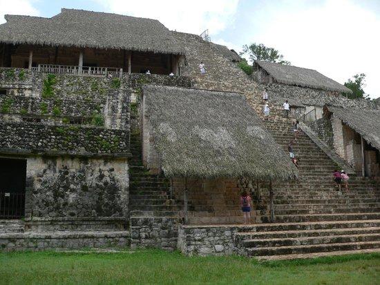 Ek Balam Mayan Ruins : ek balam