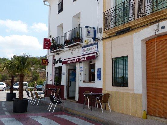 imagen Bar Isa en Vall de Gallinera