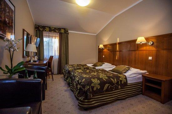 Farmona Hotel Business & Spa : Pokoj hotelowy -  Hotel room