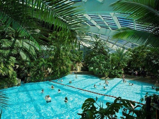 Center Parcs Whinfell Forest: Subtropical Swimming Paradise