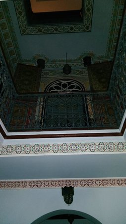 Hotel Continental: Some of the detailing inside