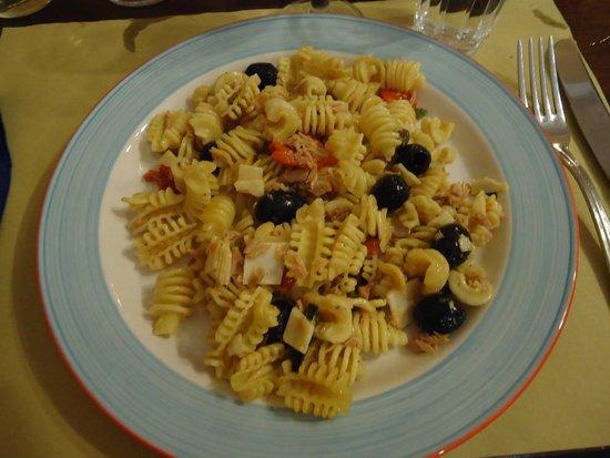 Zio Gigi: Pasta salad