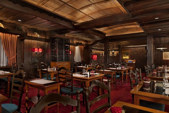 Chesa's cosy, chalet-style environs have been a haven for lovers of Swiss gastronomy since 1965