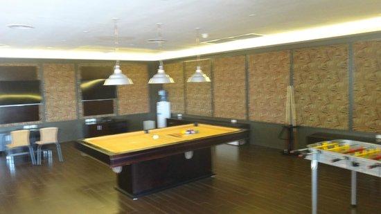 Grand Crucero Iguazú Hotel: Sala de Juegos