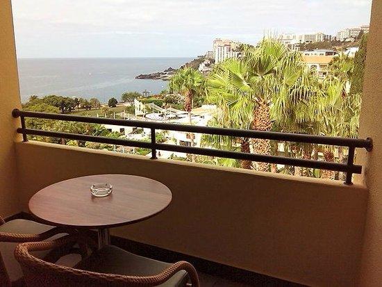 Suite Hotel Eden Mar: Loggia