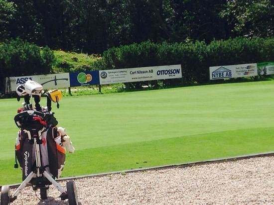 Brasserie Goaroije: the golf club at Älmhult