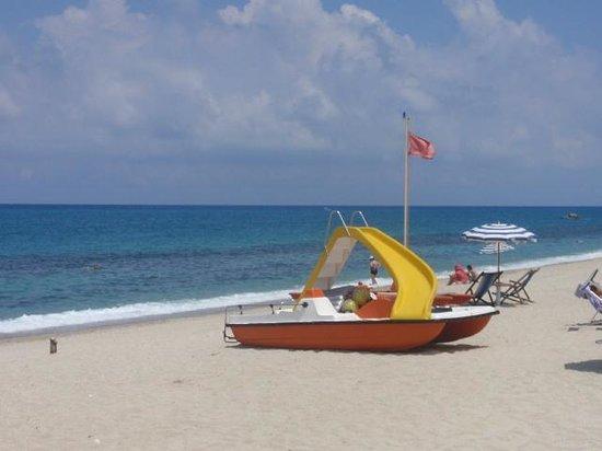 Hotel Tirreno : beach