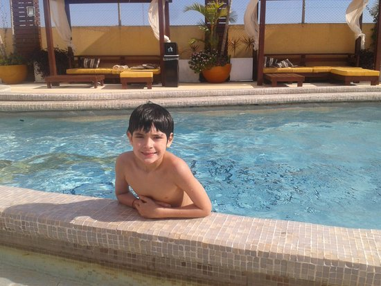 Grand Crucero Iguazú Hotel: Pileta