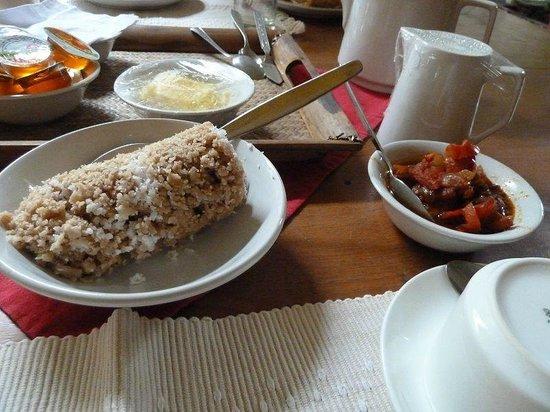 Sui House Homestay: breakfast