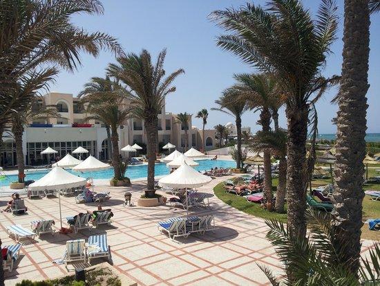Al Jazira Beach & Spa: la piscine