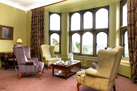 The Old Palace: The Drawing Room