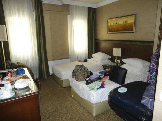 Oran Hotel: Quartos pequenos