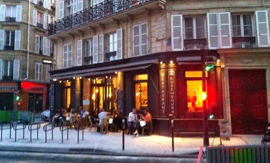 Restaurant du Luxembourg: The Luxembourg