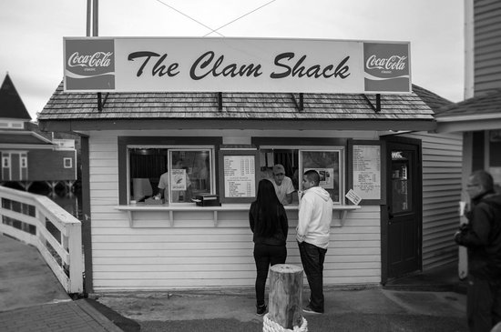 Clam Shack: exterior