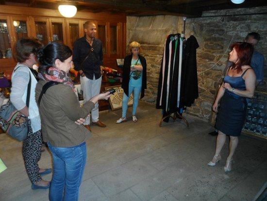 Museo de la Casa de la Troia: Visita a la Sala de Tunas del Museo de la Casa de la Troya