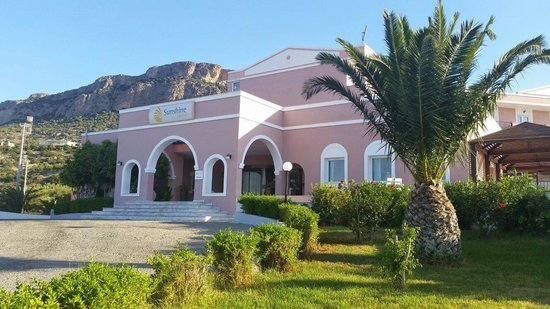 Sunshine Kreta Club Calimera : L'hôtel
