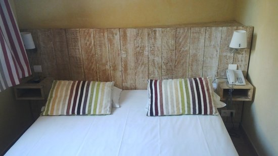 Hotel Cassitel: clean and well kept room