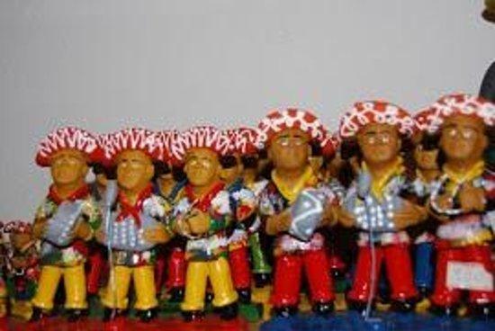 Melhor Aparador Corporal Masculino ~ Figuras de cerámica Foto de Feirinha de Artesanato de Tambaú, Jo u00e3o Pessoa TripAdvisor