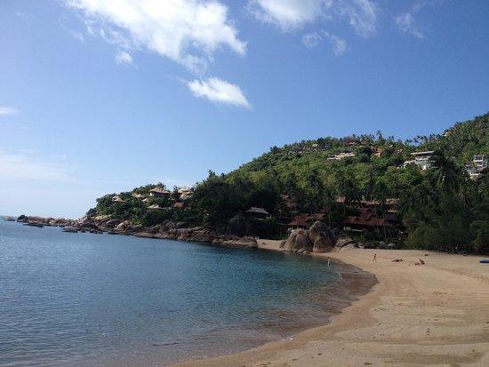 Ban Sua Samui: пляж корал