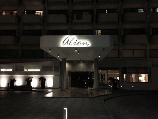 Alion Beach Hotel: A warm Alion welcome