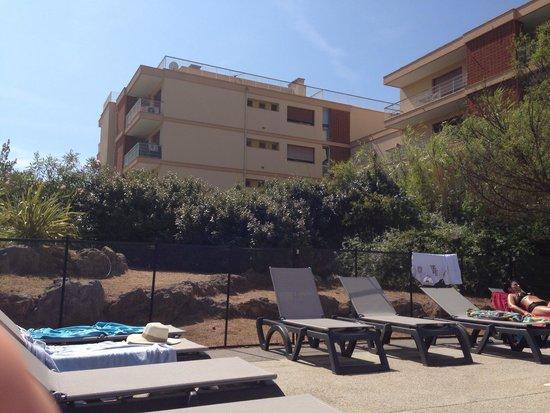 Residence de Vacances Univac Le Capet: Piscine