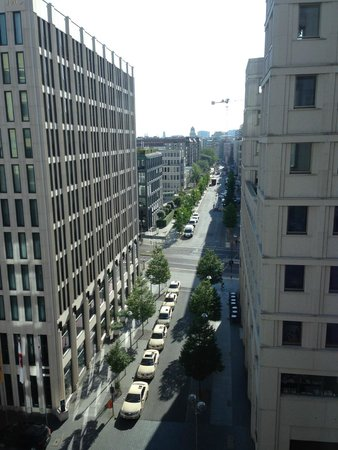 The Ritz-Carlton, Berlin: View from 7 th floor