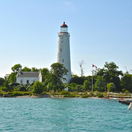 Chantry Island Lighthouse Tour