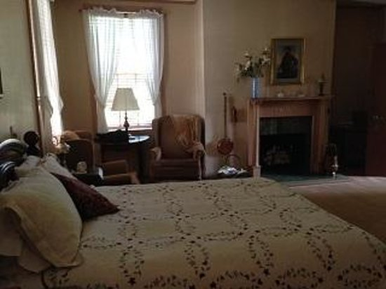 Jacob Rohrbach Inn : Thomas Jackson Room