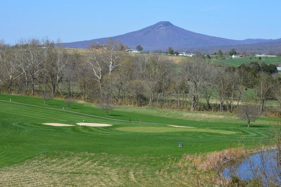 The Shenvalee Golf Course: Scenic Course