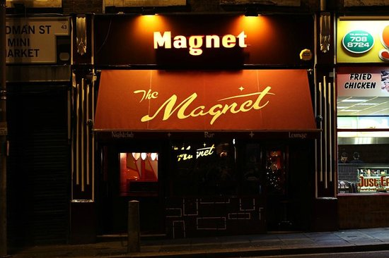 ‪The Magnet‬
