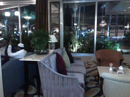 Pullman Al Hamra Hotel : Reception