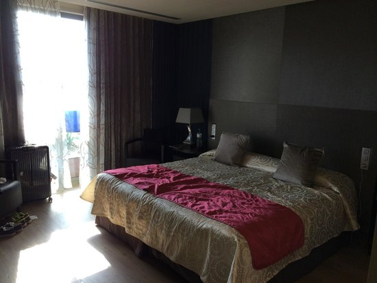 Avenida Sofia Hotel & Spa: Room 602 - top floor