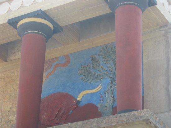 Le Palais de Cnossos : все что осталось 6