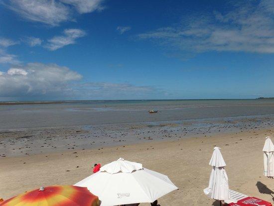 Recanto do Sossego: Mutá, praia lindíssima.