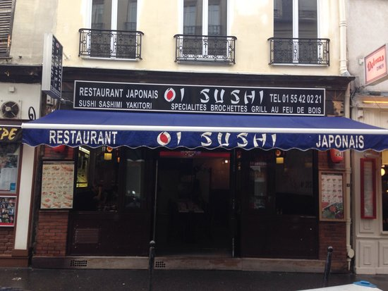 Rue Mouffetard Restaurant Japonais
