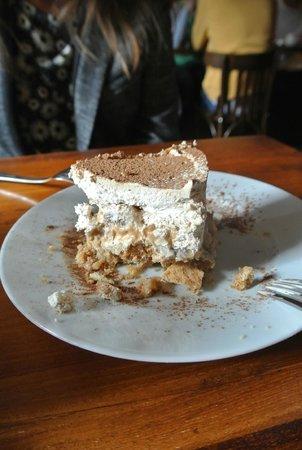 Greenwoods Singel: Banofee Cake
